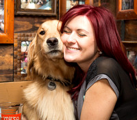 ens and Hound Pet Photography in Scottsdale